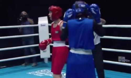Видео нокаутов, или Как казахстанские боксерши выносили соперниц на юношеском чемпионате Азии