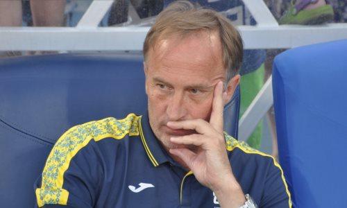 Следующий соперник сборной Казахстана в отборе ЧМ-2022 объявил дату представления нового тренера