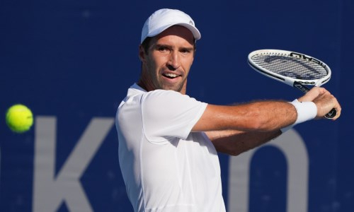 Михаил Кукушкин пробился в финал квалификации US Open