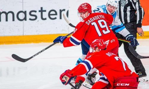 Соперник «Барыса» по конференции КХЛ обыграл клуб Скабелки с хоккеистом сборной Казахстана