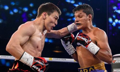Батыр Джукембаев вернулся к тренировкам после первого поражения в карьере