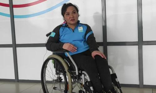 Казахстанская пауэрлифтерша завершила выступление на Паралимпиаде-2020