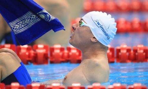 Казахстанский пловец остался без медали Паралимпиады-2020