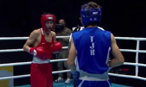 Чемпион Казахстана по боксу поборется за «золото» континентального первенства