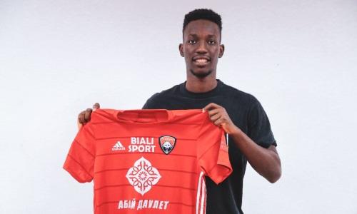 Клуб КПЛ официально объявил о подписании игрока африканской сборной