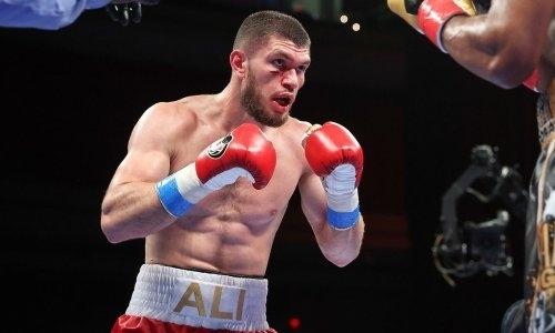 Промоутер Головкина официально анонсировал следующий бой Али Ахмедова