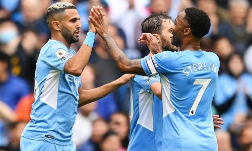 Прямая трансляция матча АПЛ «Манчестер Сити» — «Арсенал»