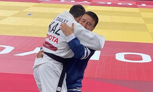 Казахстан выиграл третью медаль Паралимпийских игр в Токио