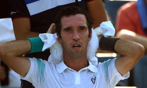 Кукушкин всухую взял первый сет, но проиграл в финале квалификации US Open