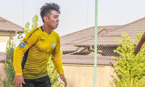 «Академия Оңтүстік» отправила семь мячей в ворота «Игіліка» в матче Первой лиги