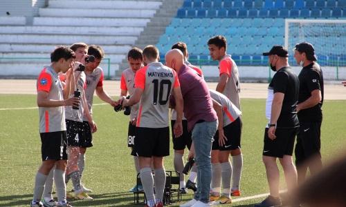«Экибастуз» одержал волевую победу над «Тараз-Каратау» в матче Первой лиги