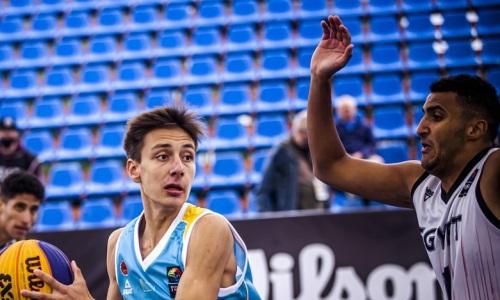 Сборная Казахстана по баскетболу 3×3 завершила свое участие в Кубке Мира