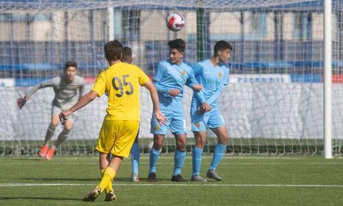 Академия «Кайрата» проиграла почти все свои матчи на турнире в России и сыграет за третье место с «Зенитом»
