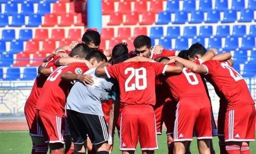 «Байконур» и «Кыран» сыграли в нулевую ничью в матче Первой лиги