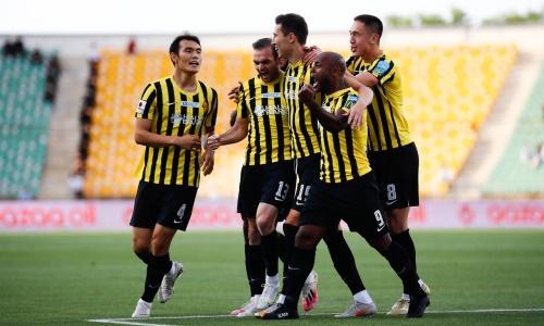 «Кайрат» может остаться без своего лидера в матче против прямого конкурента в Лиге Конференций