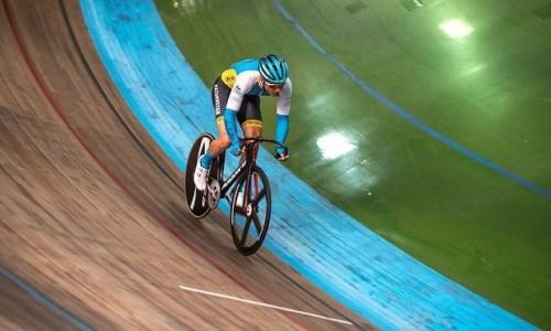 Казахстанец стал медалистом международного турнира по велоспорту на треке в Чехии