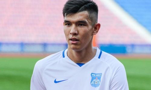20-летний казахстанский нападающий забивает восемь игр кряду