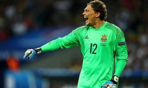 Стал известен капитан сборной Украины на матч с Казахстаном