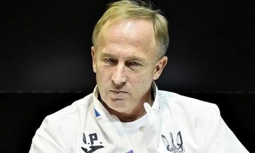 «Если не обыграем Казахстан, то с Францией уже можно не играть». Тренер сборной Украины рассказал о предстоящем матче