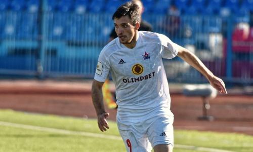 Экс-форвард клуба КПЛ на 92-й минуте принес победу оставшейся вдевятером российской команде. Видео