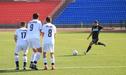 Российский клуб казахстанского вратаря учинил разгром с неприличным счетом