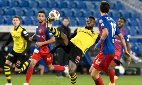 Фаворит группы «Кайрата» в Лиге Конференций играл тайм в большинстве и не смог победить дома