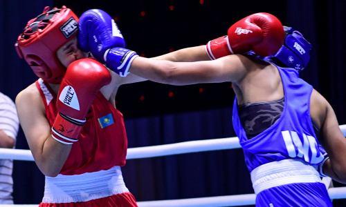 Казахстан и Узбекистан зарубились в финалах чемпионата Азии боксу среди юниорок