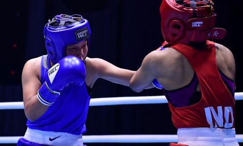 Сколько медалей выиграли казахстанские юниорки на чемпионате Азии по боксу