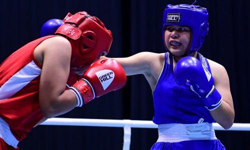 Казахстанские юниорки обошли Узбекистан в медальном зачете чемпионата Азии по боксу