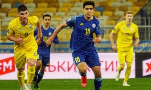 Оценены шансы сборной Казахстана на победу в домашнем матче с Украиной