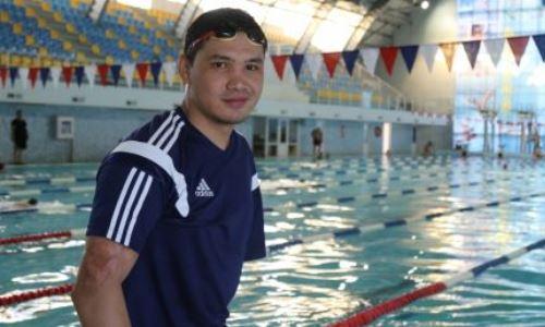 Казахстанский пловец вышел в финал Паралимпиады в Токио