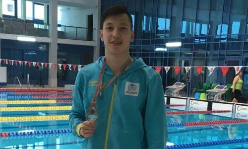Пловец из Казахстана выступил на Паралимпиаде-2020 в Токио