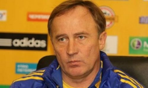 Тренер сборной Украины отказался вызывать в команду футболистов из России на матч с Казахстаном