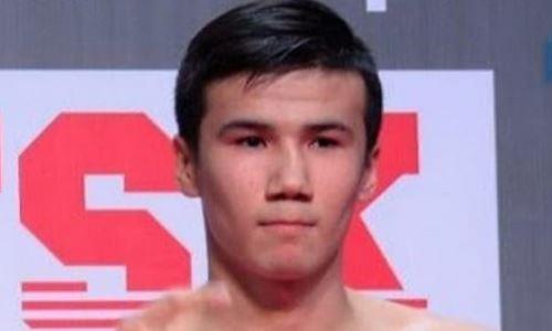 «Величайший боксер 21 века». Казахстанский проспект назвал своего вдохновителя