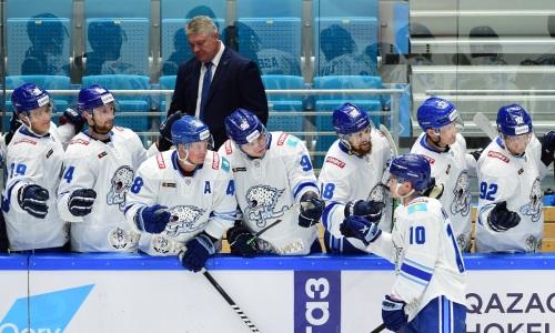 «Барыс» обратился к казахстанцам перед стартом сезона КХЛ