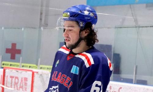 «Алтай-Торпедо» подписал контракт с воспитанником усть-каменогорской хоккейной школы