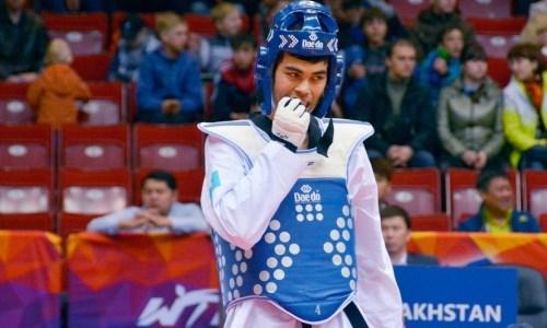 Казахстанские таеквондисты завоевали три медали на международном турнире в Таллине