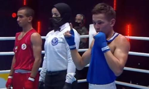 Казахстан выиграл второе «золото» на молодежном чемпионате Азии по боксу