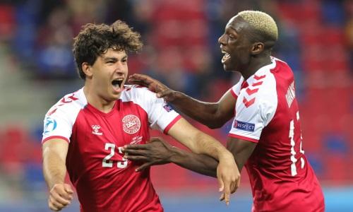 Стал известен состав сборной Дании на игру квалификации молодежного ЧЕ-2023 против Казахстана