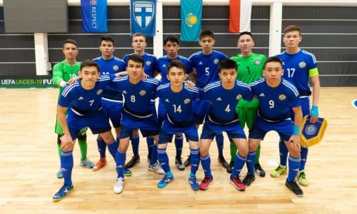 Определились соперники юношеской сборной Казахстана в отборе ЕВРО-2022