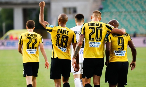 «Омония» назвала самых опасных футболистов в составе «Кайрата»