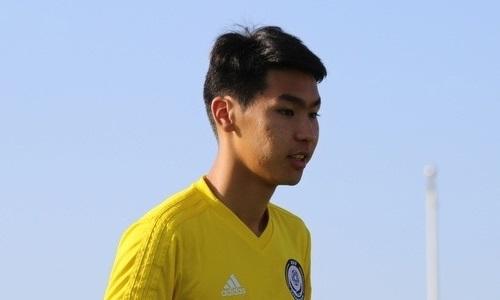 Сейдахмет вызван в молодежную сборную Казахстана