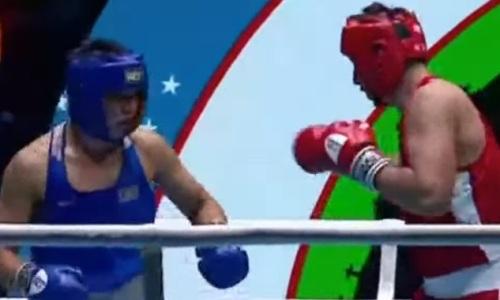 Казахстан во второй раз уступил Узбекистану «золото» МЧА-2021 по боксу