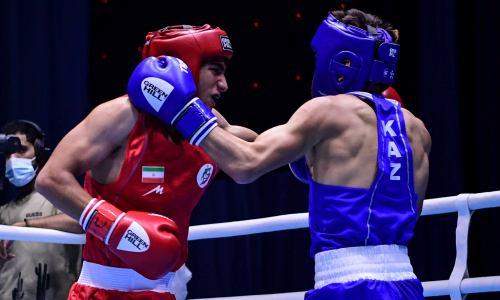 Казахстанские боксеры зверствовали в финалах молодежного чемпионата Азии. Видео