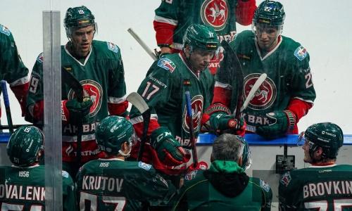 Форвард сборной Казахстана помог «Ак Барсу» «уничтожить» «Нефтехимик» в последнем матче предсезонки