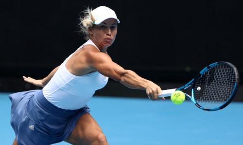 Путинцева не смогла пробиться во второй раунд US Open