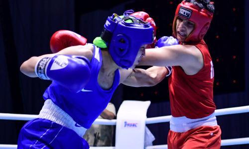 Женская сборная Казахстана потерпела фиаско в медальном зачете молодежного чемпионата Азии