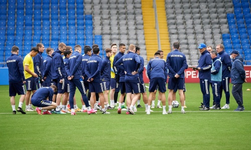 Прямые трансляции матчей сборной Казахстана против Украины и Финляндии покажет «Qazsport»