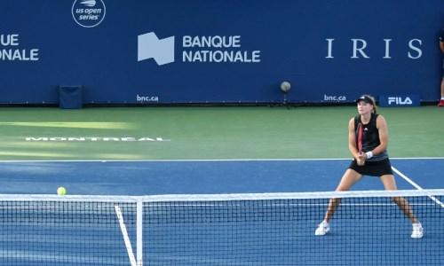 Елена Рыбакина уверенно прошла во второй раунд US Open