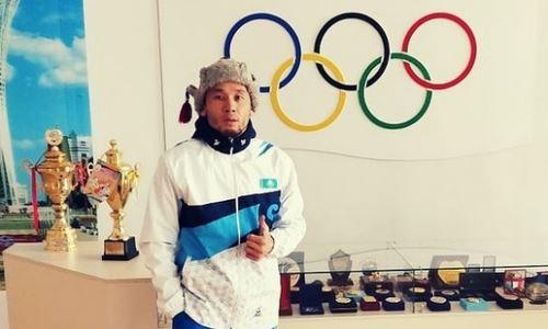 Казахстанский атлет дебютировал на Паралимпийских играх
